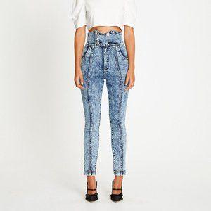 Alice McCall We Dissolve Jeans in Indigo
